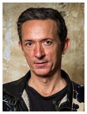 Gerhard L., Lead Vocals, Guitar