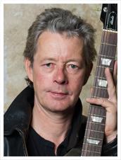 Knud A., Lead Guitar